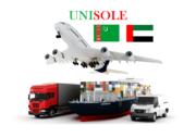UniSole Turkmencargo Dubai - Turkmenistan