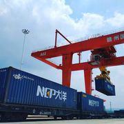 Перевозка товаров из Китая в Туркменистан